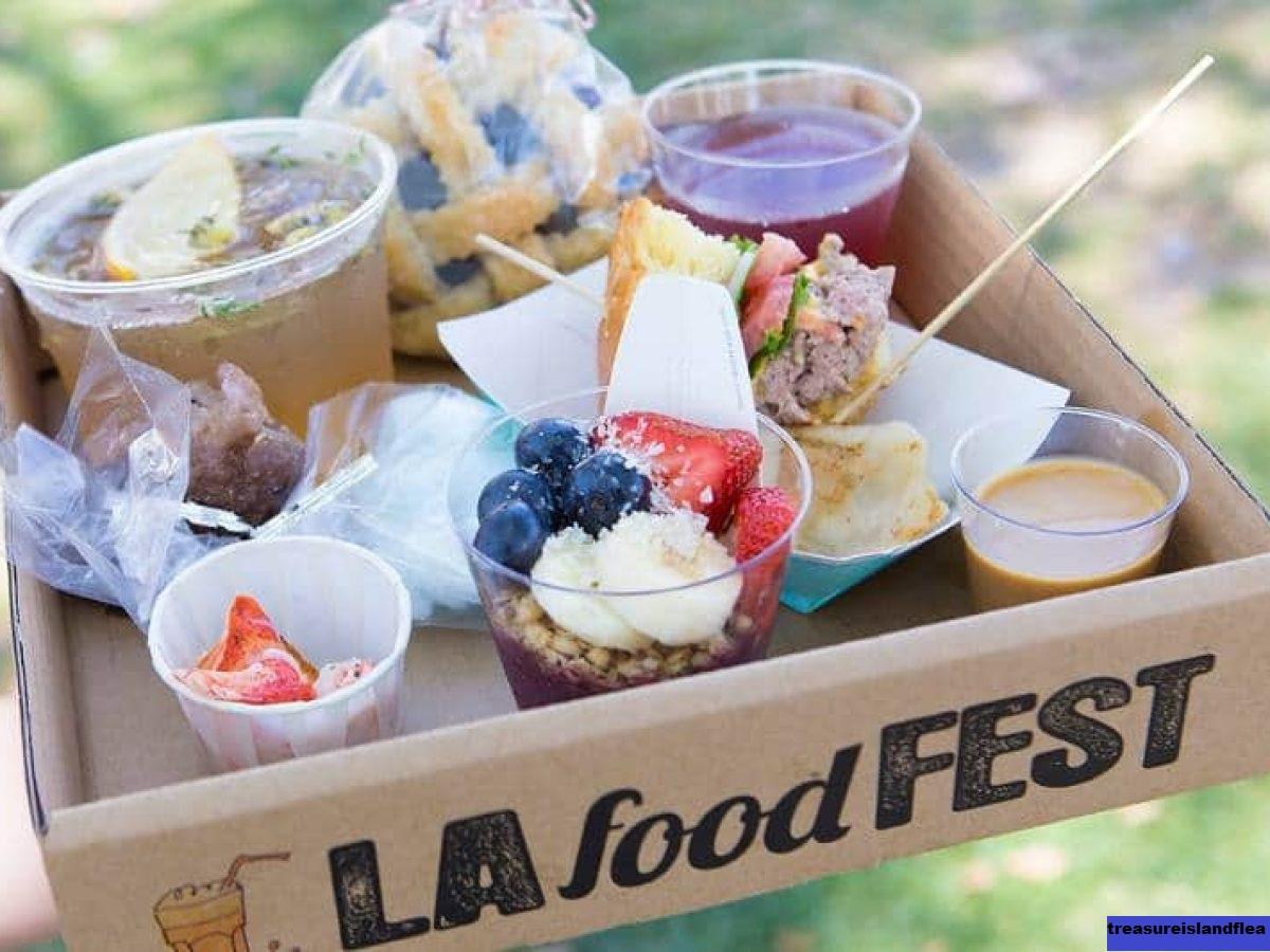 10 Festival Kuliner di Amerika