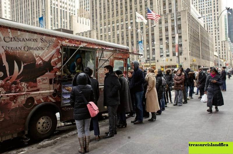10 Food Truck Paling laris Di New York