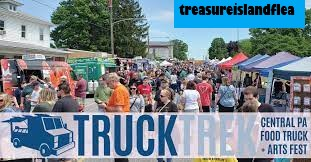 Foodstruck York: Festival Food Truck Terbesar di Central Pa