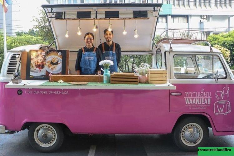 Food Truck Terkenal di Thailand